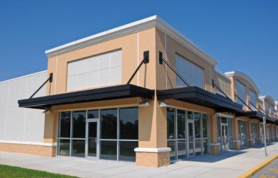 Storefront Glass Doors Installation & Repair Houston & The Woodlands